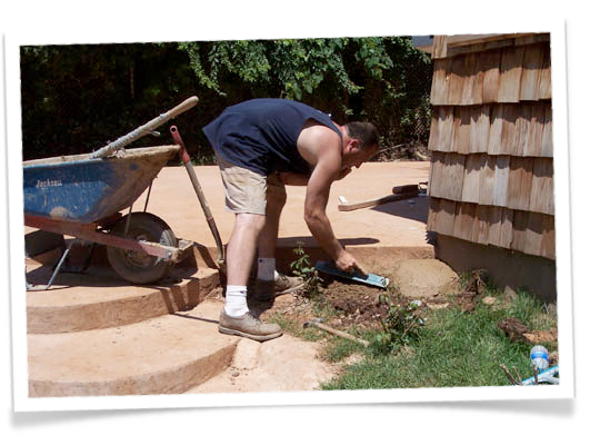 stamped concrete blog